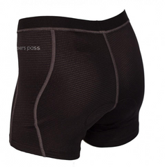 Women's Liner Cycling Shorts - Black by Showers Pass