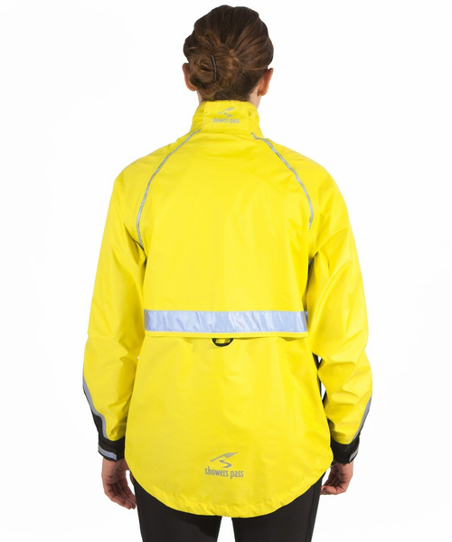 Women's Transit Jacket - Yelling Yellow by Showers Pass