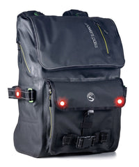 Transit Waterproof Backpack - Lime by Showers Pass