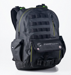 Utility Waterproof Backpack - Lime by Showers Pass