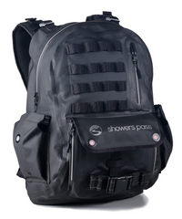 Utility Waterproof Backpack - White by Showers Pass
