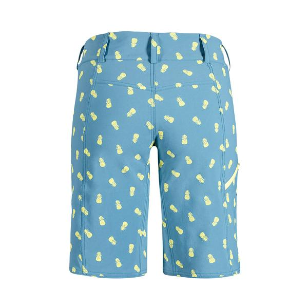 Pineapple Freel Shorts by Wild Rye
