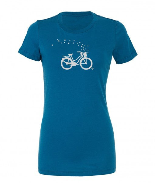 Women's Star Cruzer - Dark Teal by bici bits