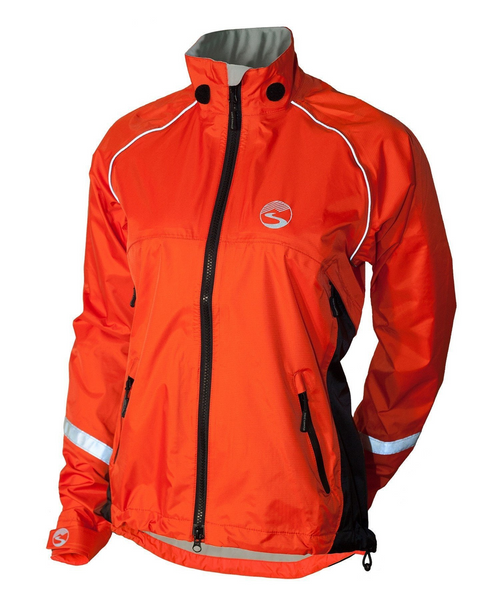 Women's Club Pro Jacket - Chili Pepper Red by Showers Pass