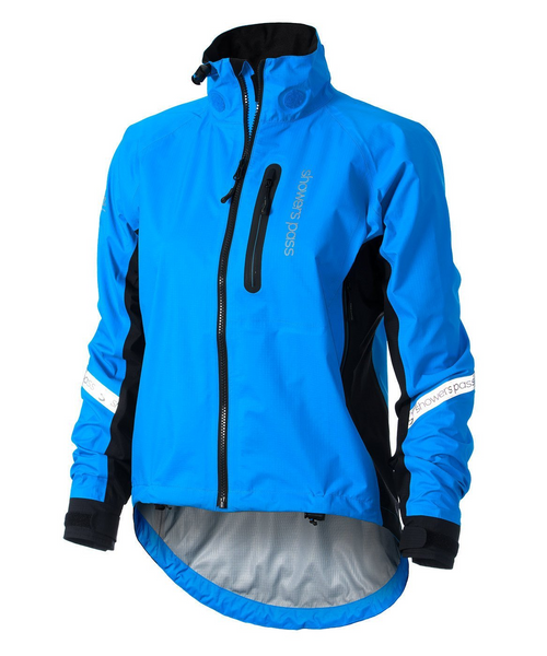 Women's Elite 2.1 Jacket - Pacific Blue by Showers Pass