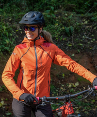 Women's IMBA Jacket - Night Ride by Showers Pass