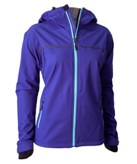 Women's Rogue Hoodie - Deep Indigo by Showers Pass