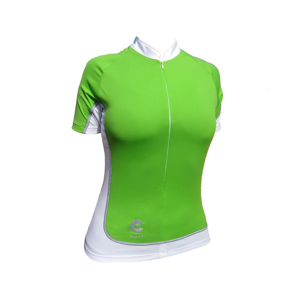 Women's Green Jersey by Compel