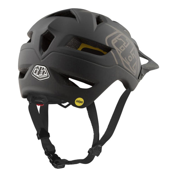 A1 Mips Helmet Classic Black by Troy Lee Designs