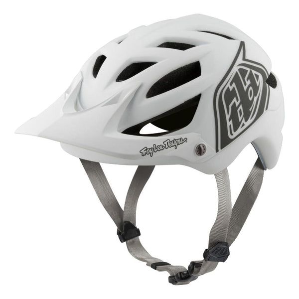A1 Mips Helmet Classic White by Troy Lee Designs