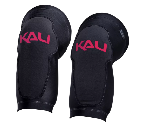 Mission Knee Guard - Black/Red by Kali Protectives