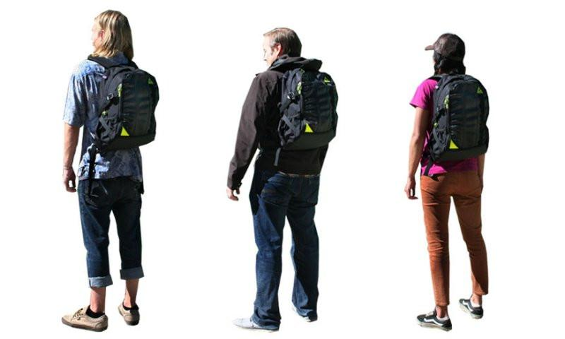 Spinner Hydration 22L Backpack by Green Guru