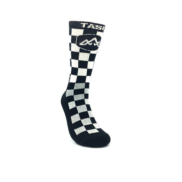 Double Digits Socks - Check Mate by Tasco MTB