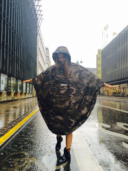 Hardy Camouflage 1.0 by The People's Poncho