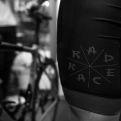 Rad Race x Aurora Women Cycling Bib Shorts by Paria