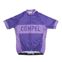 Topo Women's Cycling Jersey by Compel
