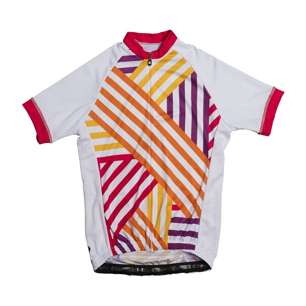 Diagonally Women's Cycling Jersey by Compel