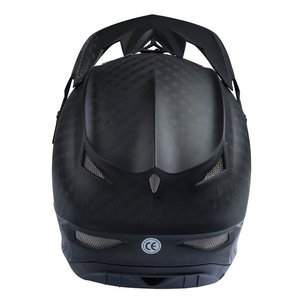 D3 Carbon Helmet Mips Midnight Black by Troy Lee Designs