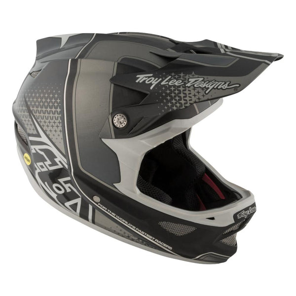 D3 Carbon Helmet Mips Starburst by Troy Lee Designs