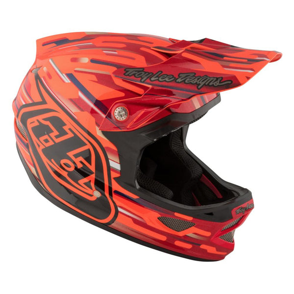 D3 Carbon Helmet Code by Troy Lee Designs