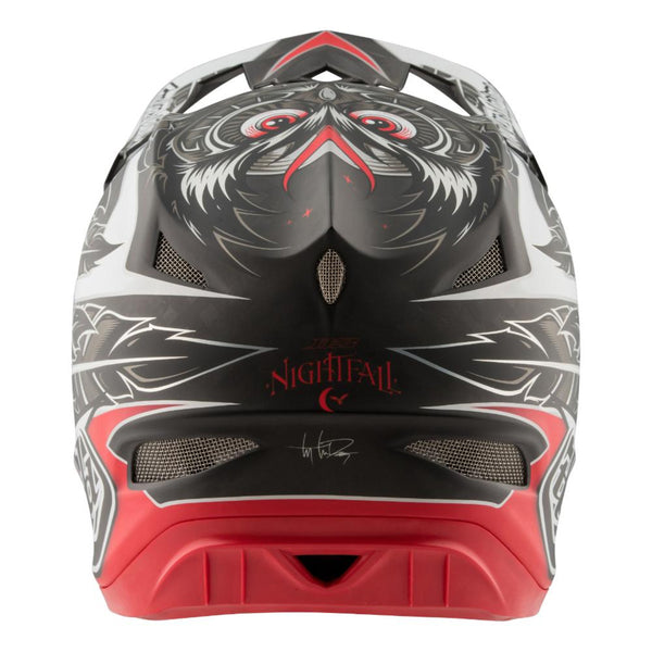 D3 Carbon Helmet Nightfall by Troy Lee Designs
