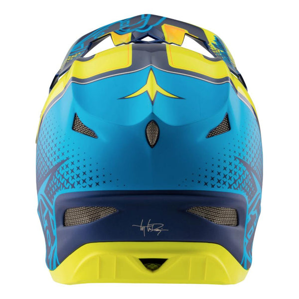 D3 Helmet Starburst by Troy Lee Designs