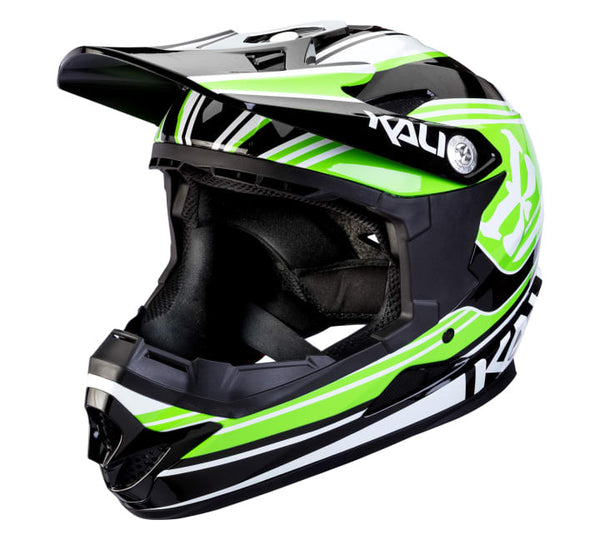 Zoka Slash Green by Kali Protectives