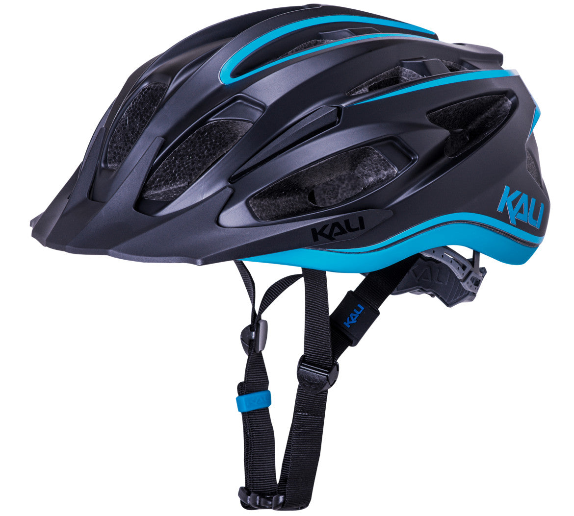 Alchemy Solar Black/Blue by Kali Protectives