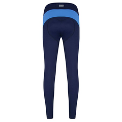 Long Tight Navy - Sky Blue by Susy Cyclewear