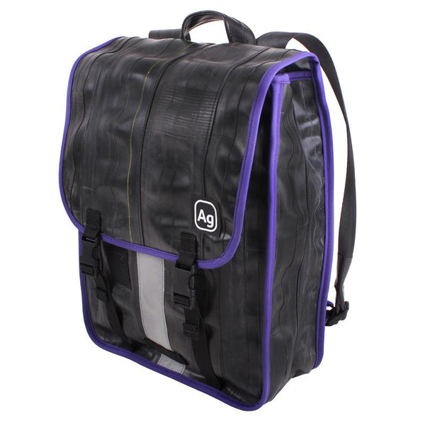Madison Backpack - Purple by Alchemy Goods
