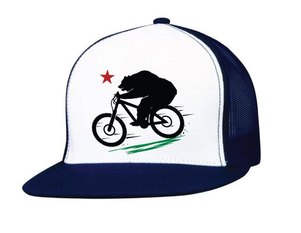 Braaap Trucker Hat - Cotton by Tasco MTB