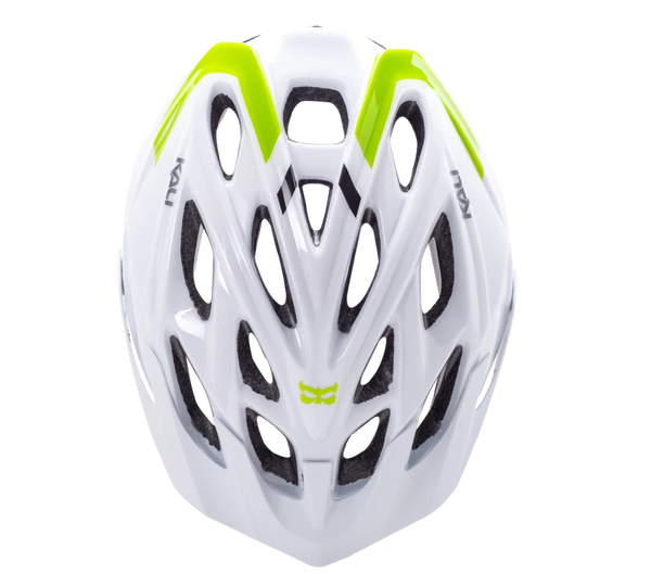 Chakra Solo Neo - White/Green by Kali Protectives