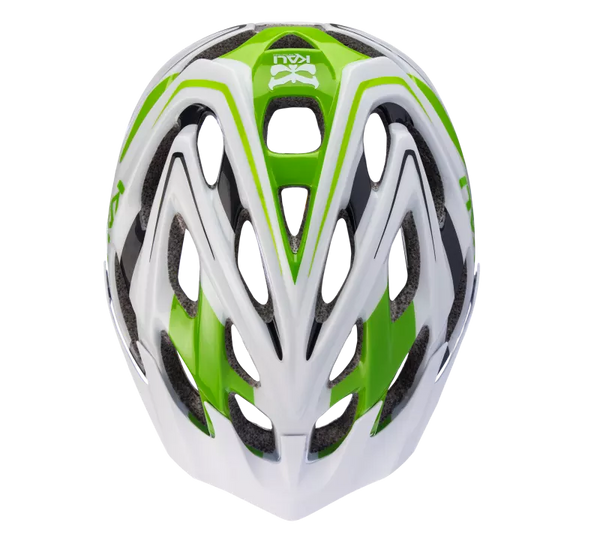 Chakra Plus Sonic - Green/White by Kali Protectives