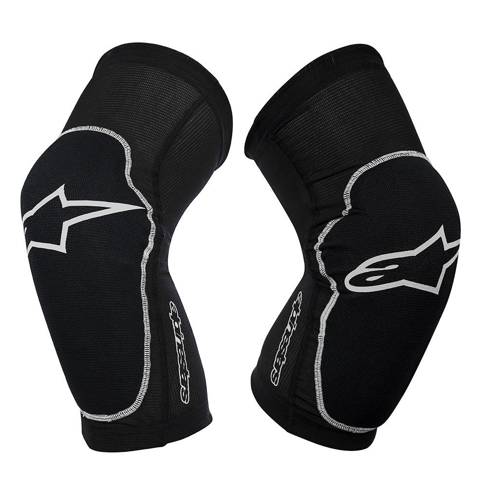 Paragon Knee Protector - Gray by Alpinestars