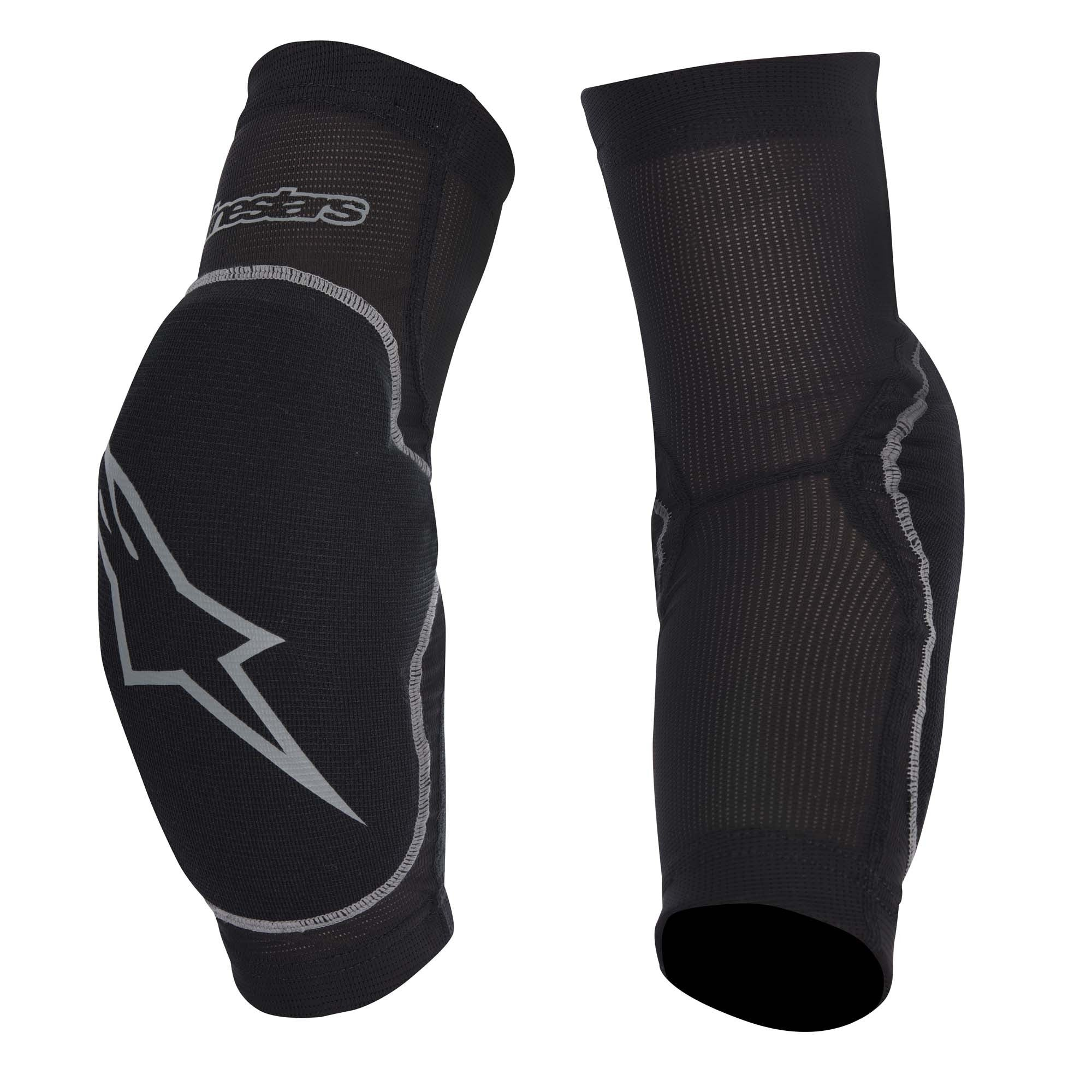 Paragon Elbow Protector - Gray by Alpinestars