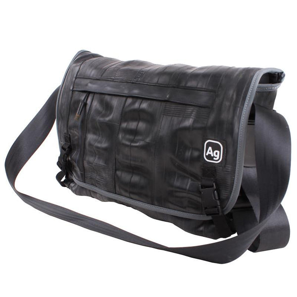 Pike Messenger Bag - Charcoal by Alchemy Goods