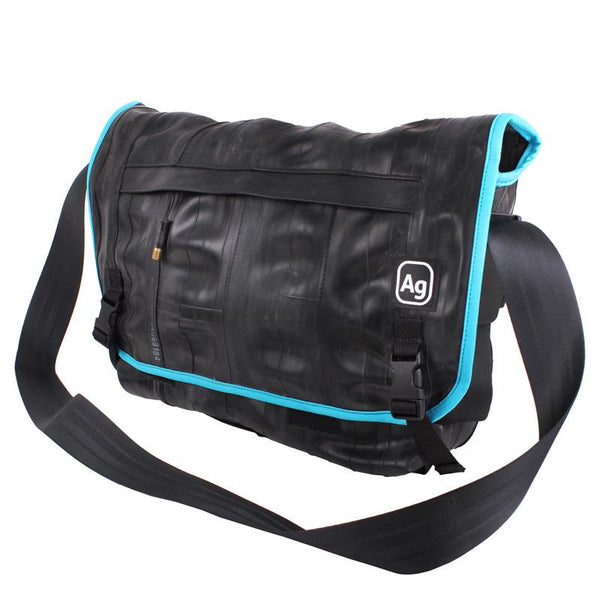 Pike Messenger Bag - Turquoise by Alchemy Goods