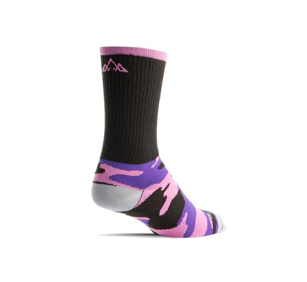 Mullet Socks - Camo Pink by Tasco MTB