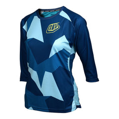 Ruckus Jersey Chop - Navy by Troy Lee Designs