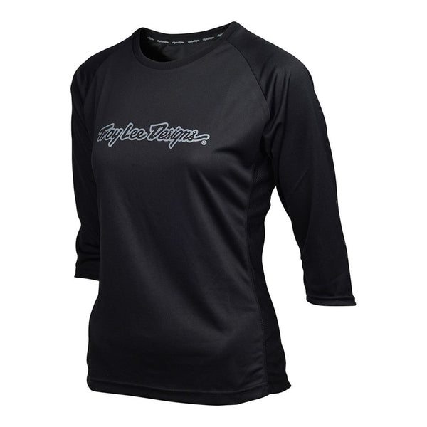Ruckus Jersey - Black by Troy Lee Designs