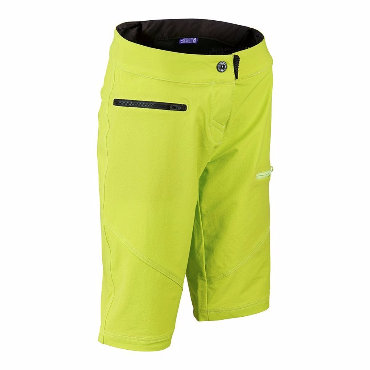Ruckus Womens Short - Yellow by Troy Lee Designs