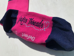 High Tide Socks by Jules Threads