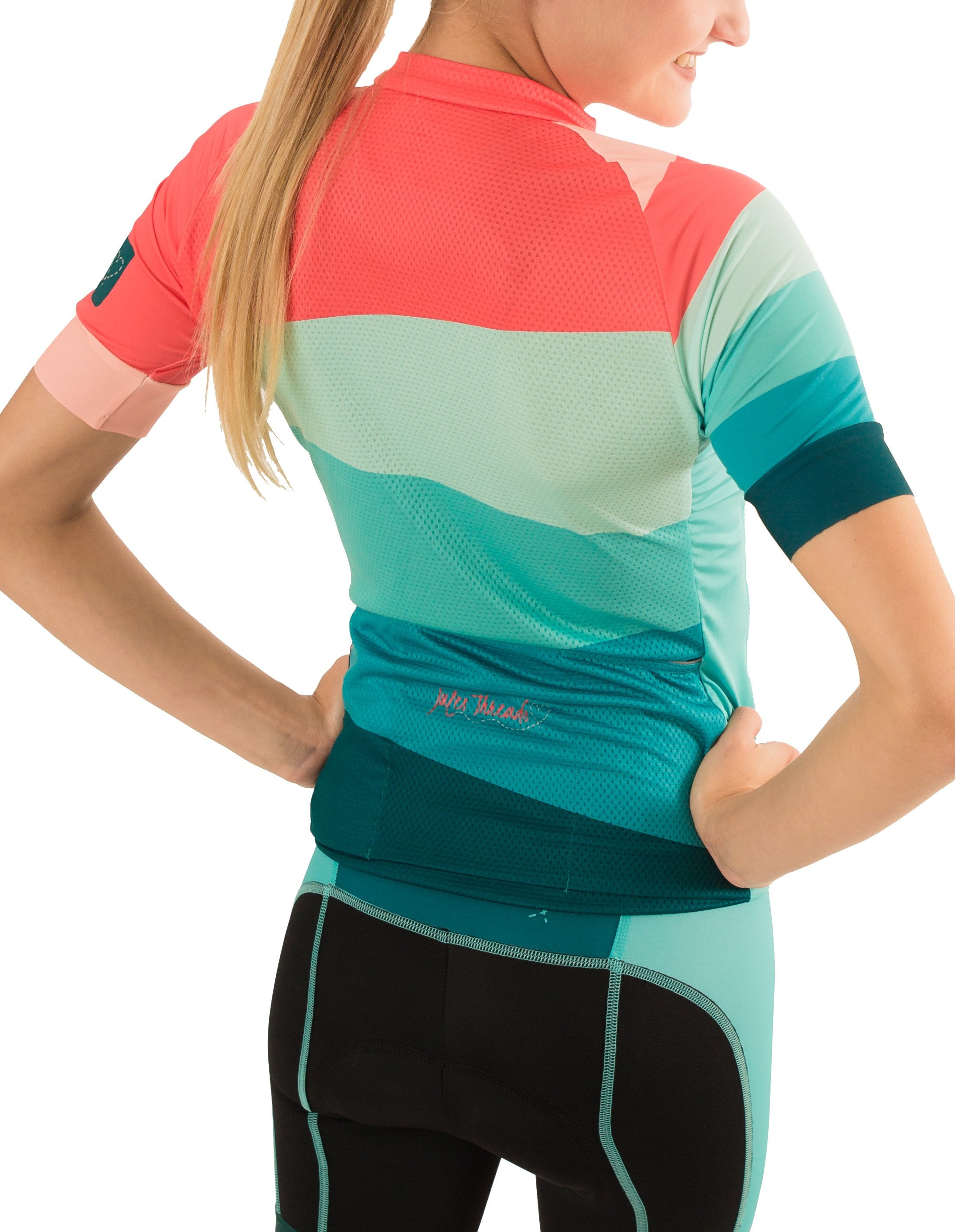 Women's Jersey - Evergreen by Jules Threads