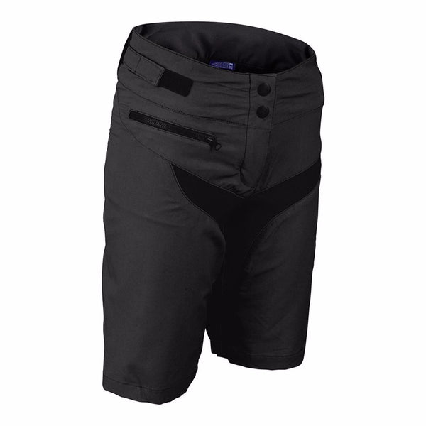 Skyline Women's Shell Short - Black by Troy Lee Designs