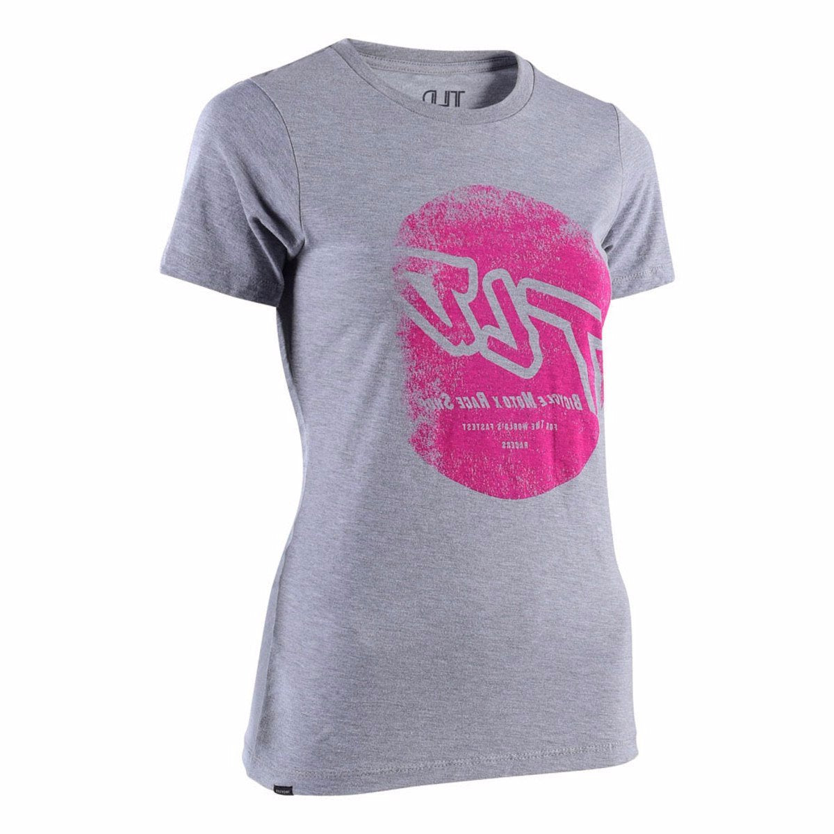 Stomp Womens Crew - Gray by Troy Lee Designs