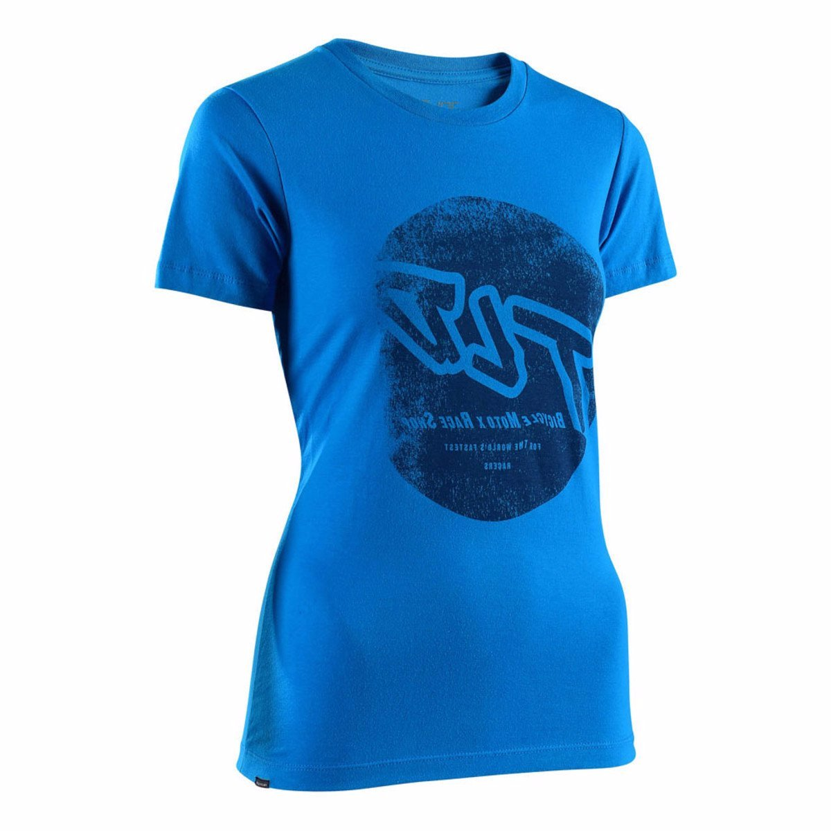 Stomp Womens Crew - Turquoise by Troy Lee Designs
