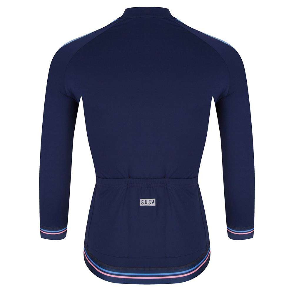 Susy Jersey Navy Sky - Blue by Susy Cyclewear