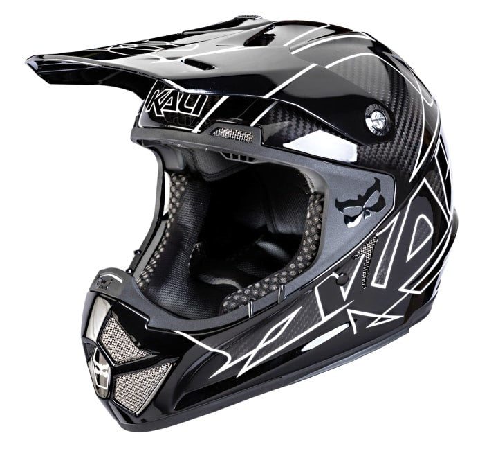 Shiva Carbon Stripes by Kali Protectives