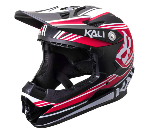 Zoka Slash Red by Kali Protectives