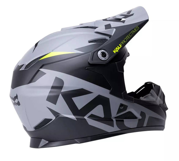 Zoka Dual Solid Lime by Kali Protectives